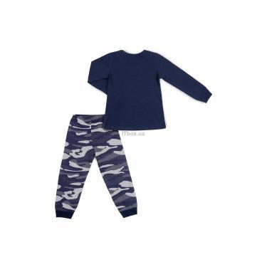 """Пижама Matilda """"CHAMPIONS"""" (9007-116B-blue) - фото 4"""