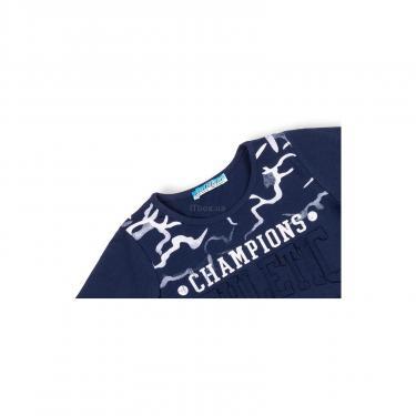 """Пижама Matilda """"CHAMPIONS"""" (9007-116B-blue) - фото 7"""