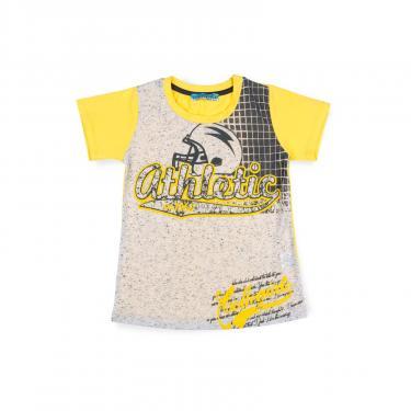 "Пижама Matilda ""ATHLETIC"" (8778-128B-yellow) - фото 2"