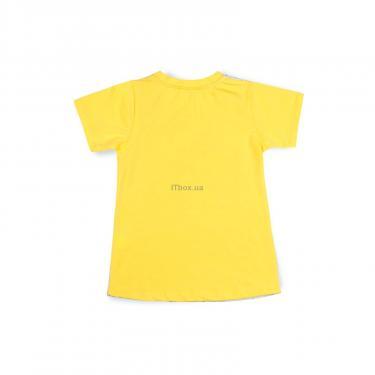 "Пижама Matilda ""ATHLETIC"" (8778-128B-yellow) - фото 5"