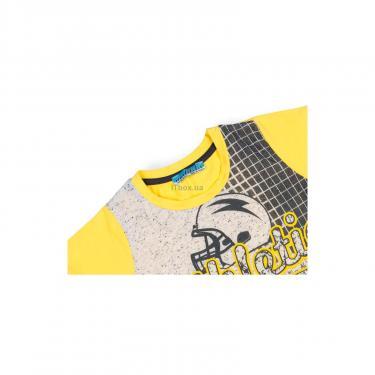 "Пижама Matilda ""ATHLETIC"" (8778-128B-yellow) - фото 7"