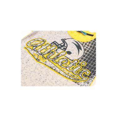 "Пижама Matilda ""ATHLETIC"" (8778-128B-yellow) - фото 9"
