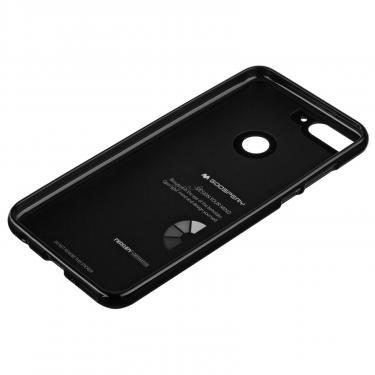 Чехол для моб. телефона Goospery Jelly Case для Huawei Y7 Prime 2018 Black (8809610540454) - фото 2