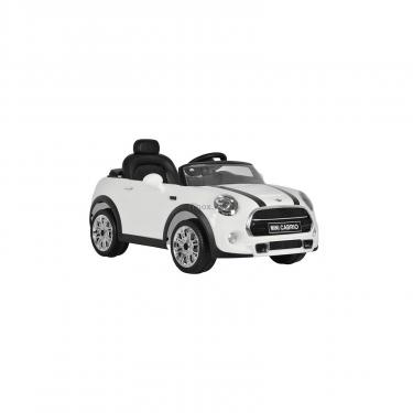 Электромобиль BabyHit Mini Z653R White (71145) - фото 3