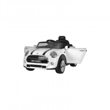 Электромобиль BabyHit Mini Z653R White (71145) - фото 4