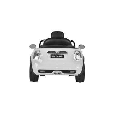 Электромобиль BabyHit Mini Z653R White (71145) - фото 5