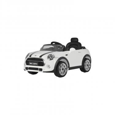 Электромобиль BabyHit Mini Z653R White (71145) - фото 1