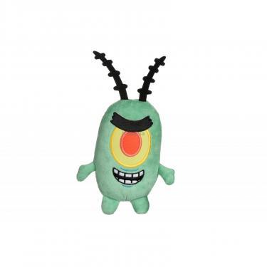 Мягкая игрушка Sponge Bob Mini Plush Plankton Фото