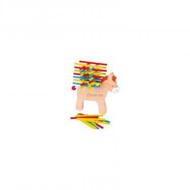 Развивающая игрушка Goki Балансир Ослик (56950G) - фото 1