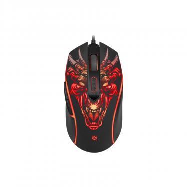 Мышка Defender Monstro GM-510L Black Фото