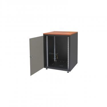 Шкаф напольный Zpas 12U 600x600 SJB без столешницы (WZ-3987-01-02-161-BBL) - фото 1