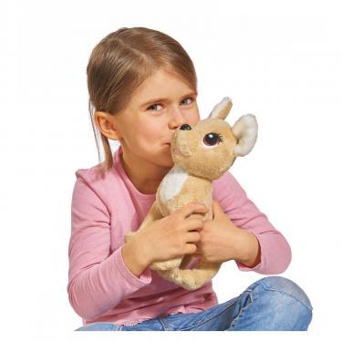 Мягкая игрушка Simba Chi Chi Love Чихуахуа Фешн Париж в наряде светящем Фото 2