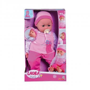 Кукла Simba Лаура, которая плачет с аксессуарами со звук. эффе Фото 1