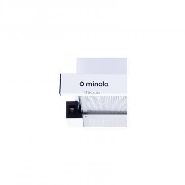 Витяжка кухонна Minola HTL 6214 WH 700 LED - фото 9