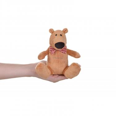 Мягкая игрушка Same Toy Полярный мишка светло-коричневый 13 см Фото 2