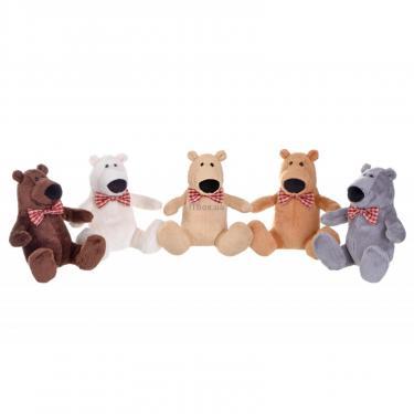 Мягкая игрушка Same Toy Полярный мишка светло-коричневый 13 см Фото 3
