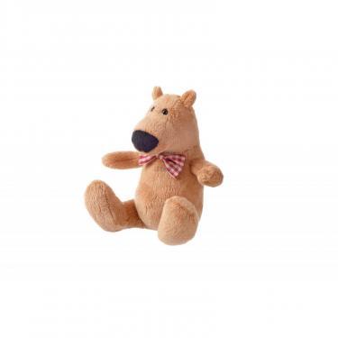 Мягкая игрушка Same Toy Полярный мишка светло-коричневый 13 см Фото