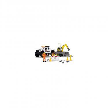 Игровой набор Dickie Toys Плейлайф. Строительство дороги со звук. и свет. э Фото
