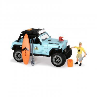 Игровой набор Dickie Toys Плейлайф. Серфер со звуком и световыми эффектами Фото 2