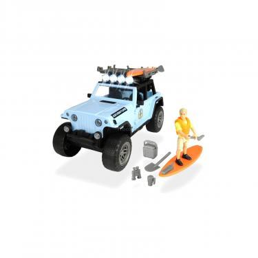 Игровой набор Dickie Toys Плейлайф. Серфер со звуком и световыми эффектами Фото