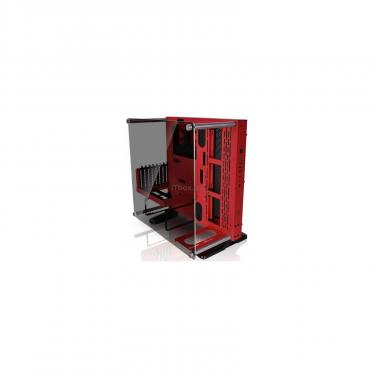 Корпус ThermalTake Core P3 Tempered Glass Red Edition (CA-1G4-00M3WN-03) - фото 2