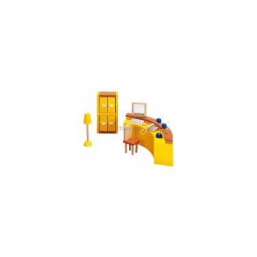 Игровой набор Goki Мебель для офиса - ресепшин Фото