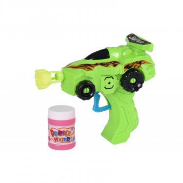Игровой набор Same Toy Мыльные пузыри Bubble Gun Машинка Зеленая Фото