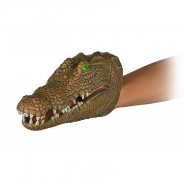 Игровой набор Same Toy рукавичка Крокодил Фото 3