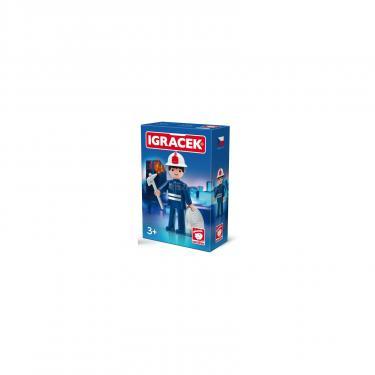 Игровой набор Igracek EFKO Пожарник + аксессуары Фото 2