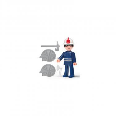Игровой набор Igracek EFKO Пожарник + аксессуары Фото