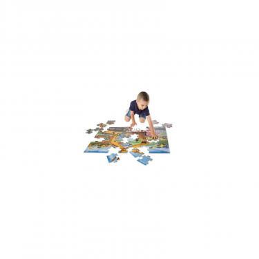 """Пазл Melissa&Doug Мега """"Будівельний майданчик"""" 48 елементів Фото 2"""