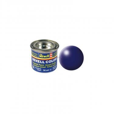 Аксессуары для сборных моделей Revell Краска № 350. Синяя Люфтганза шелково-матовая, 14 Фото