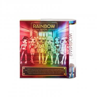 Кукла Rainbow High Санни (с аксессуарами) Фото 9