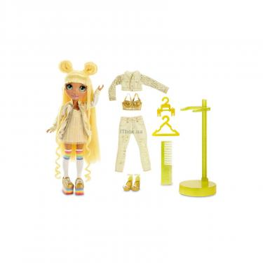 Кукла Rainbow High Санни (с аксессуарами) Фото 4