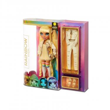 Кукла Rainbow High Санни (с аксессуарами) Фото 8