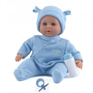 Пупс Dolls World Моя жемчужинка в голубом, 38 см Фото