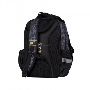 Рюкзак школьный Yes S-70 Dangerous Dino черный Фото 2