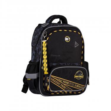 Рюкзак школьный Yes S-70 Dangerous Dino черный Фото