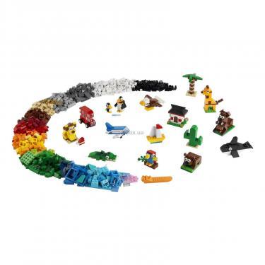 Конструктор LEGO Classic Вокруг света 950 деталей Фото 2