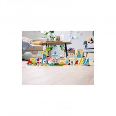 Конструктор LEGO Duplo Парк развлечений 95 деталей Фото 1