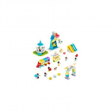 Конструктор LEGO Duplo Парк развлечений 95 деталей Фото 6
