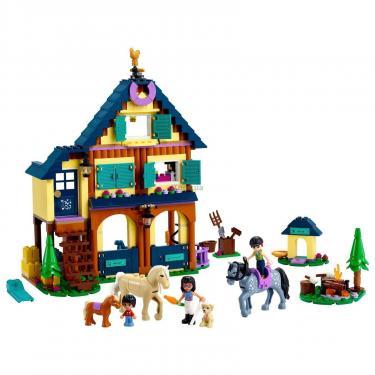 Конструктор LEGO Friends Лесной клуб верховой езды 511 деталей Фото 2