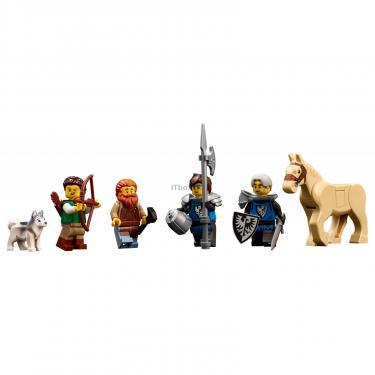 Конструктор LEGO Ideas Средневековая кузница 2164 деталей Фото 10