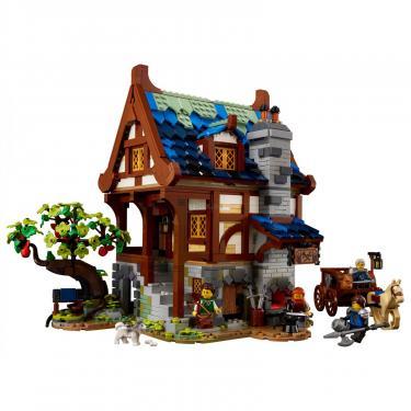 Конструктор LEGO Ideas Средневековая кузница 2164 деталей Фото 3