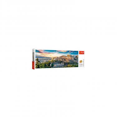 Пазл Trefl Акрополис, Афины, 500 элементов панорамный Фото