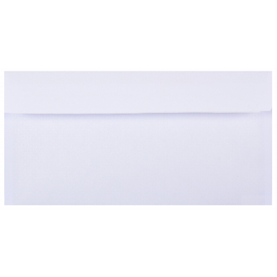 Конверт КУВЕРТ DL (110х220мм) white, Peel & Seal, internal print, 25шт (2041_25)